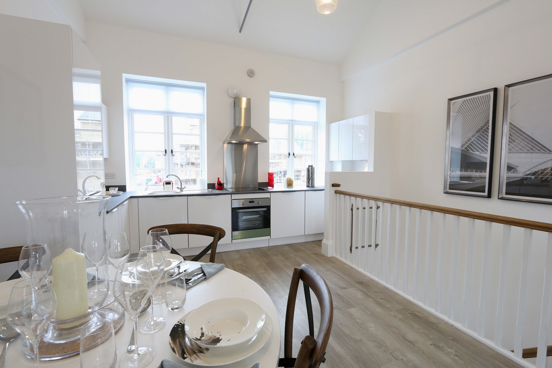 Arena Place Show Home kitchen_dining